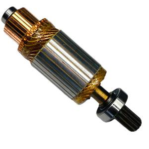 DTS - New Starter Armature For Hitachi Npr 2005 24V P S25-163A - 18960