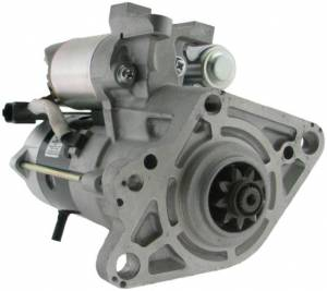 DTS - New Starter for Mitsubishi Canter Truck FE Fuso FE507 4D33 4D34T - 18962