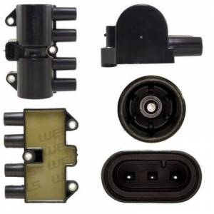 DTS - New Ignition Coil 3 pins For Aveo, Pontiac Suzuki Chevy Daewoo Nubira - UF503