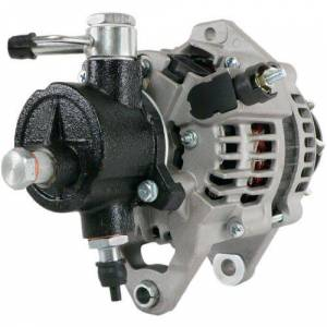 DTS - New Alternator Hi  12V 80 Amp with Pump 3V Pulley Npr 2000 - 12336