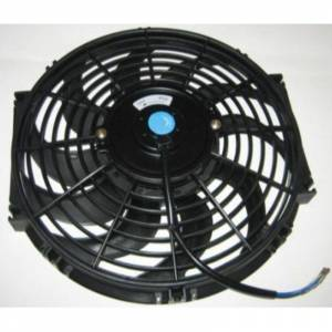 "DTS - New Electric Fan for 12"" 24V"