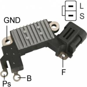 Transpo - Voltage Regulator for Alt Nissan C/Alt Hitachi