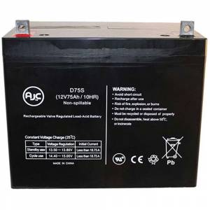 Toyo 3FM1.2 6V 1.3Ah Sealed Lead Acid Battery This is an AJC Brand Replacement