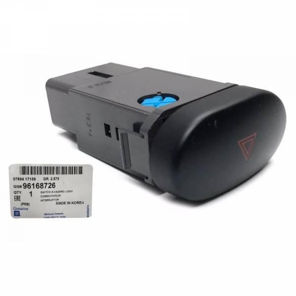 GM - New OEM Genuine Hazard Light Switch For Daewoo Cielo