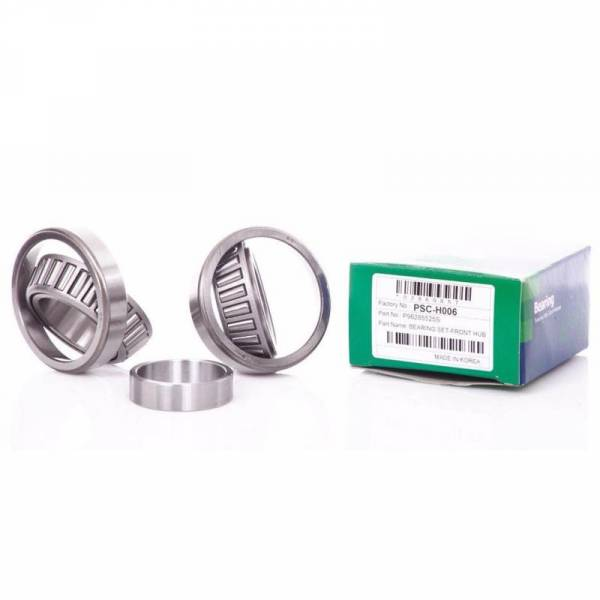 Korean Parts - New OEM Front Wheel Bearing Kit Chevrolet Spark 96285525S