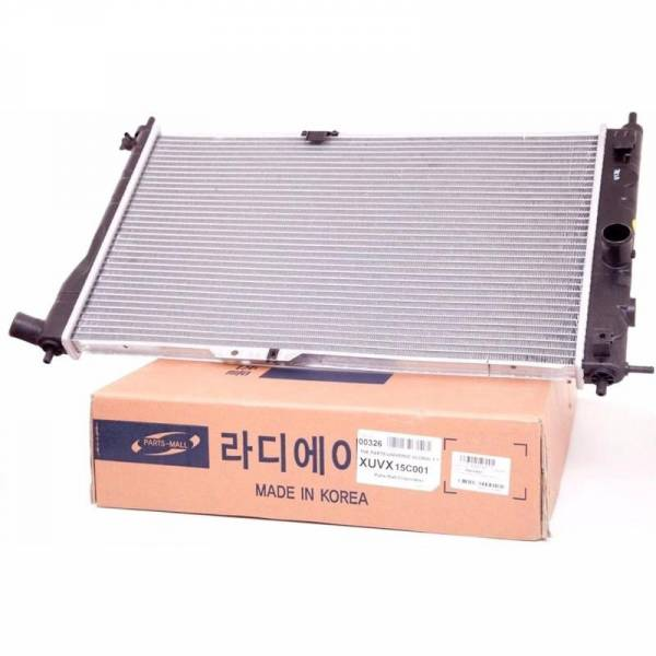 Korean Parts - New OEM Radiator for Daewoo Cielo Manual Part: 96144847