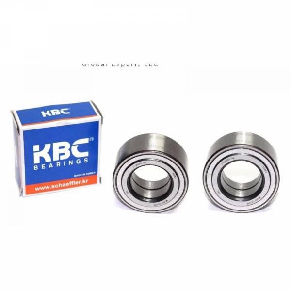 Korean Parts - New OEM KBC Wheel Bearings FRONT 2pcs Fits 01-09 Elantra Tiburon Spectra