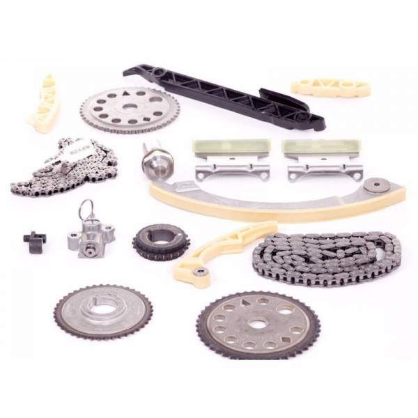 Korean Parts - New OEM Timing Belt 16 Piece Kit for Chevy Chevrolet Orlando Part: 95182230