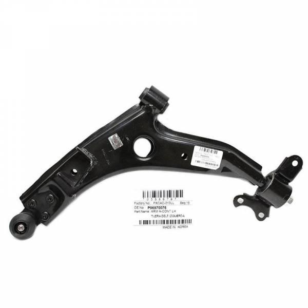 Korean Parts - New OEM Front Left Control Arm for Chevy Chevrolet Epica Part: 96970076