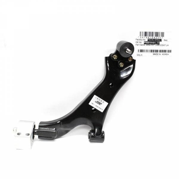 Korean Parts - New OEM Front Left Control Arm for Chevy Chevrolet Captiva Part: 96819161