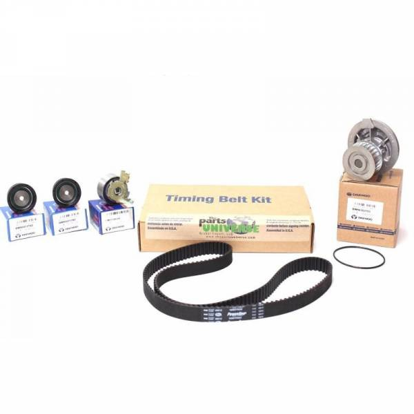 Korean Parts - New OEM Timing Belt Kit for Chevy Chevrolet Optra Limited Suzuki Forenza Reno