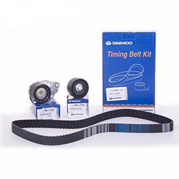 DAEWOO - New OEM Timing Belt Kit for Chevy Chevorlet Aveo 1.6 Doch Sk Belt, and Gm