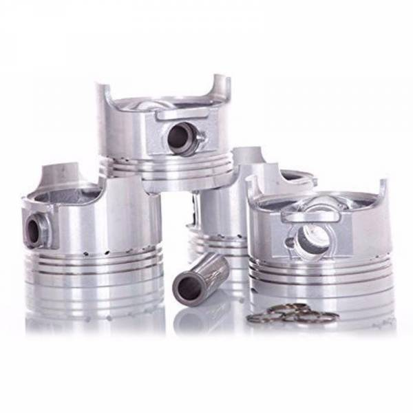 Korean Parts - New OEM Piston Set Kit for Chevy Chevrolet Gm Spark 0.10 Part: 96567383s