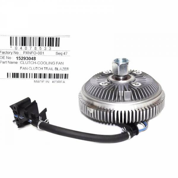 Korean Parts - New OEM Engine Cooling Electronic Fan Clutch