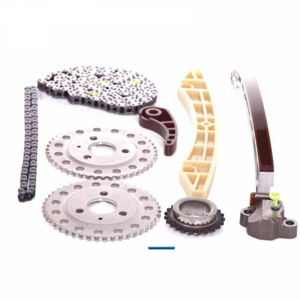 Korean Parts - New OEM Timing Belt 9 Piece Kit for Chevy Chevrolet Epica Part: 95182228