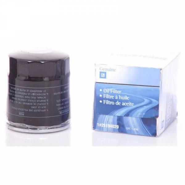 GM - New OEM Oil Filter for Chevrolet Epica Part: 96389188, 25184029