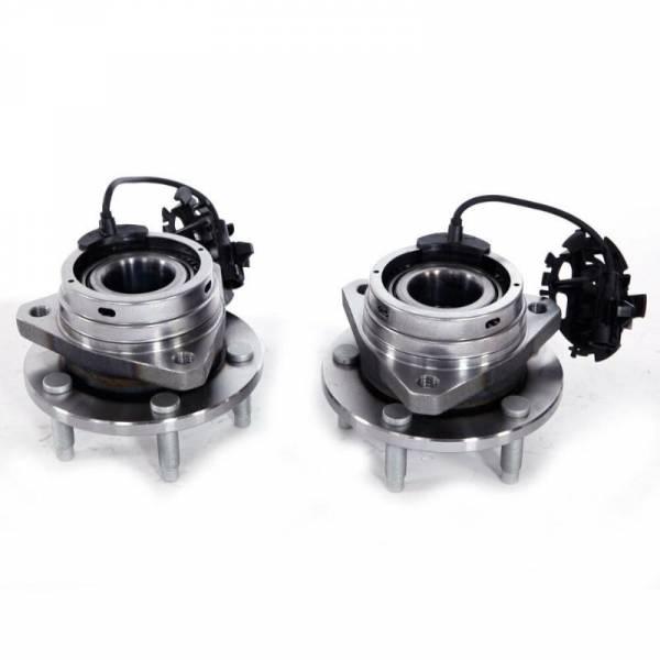 Korean Parts - New OEM Hyundai OE 52710-2E100 Axle Bearing and Hub Assembly
