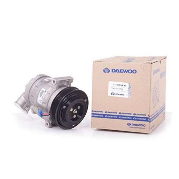 DAEWOO - New OEM Compressor for Chevy Chevrolet Cruze,Orlando Part: 13271258, 96966630