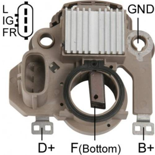 Transpo - New Alternator Regulator for MITSUBISHI HONDA CIVIC 96-2000 - IM2318