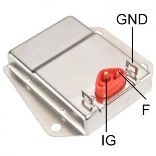 Transpo - New Alternator Regulator for CHRYSLER ELECTRONIC - C8312