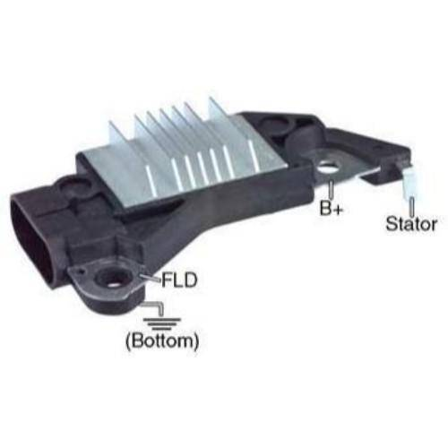 Transpo - New Alternator Regulator for CAVALIER 4 PUERTAS - D705