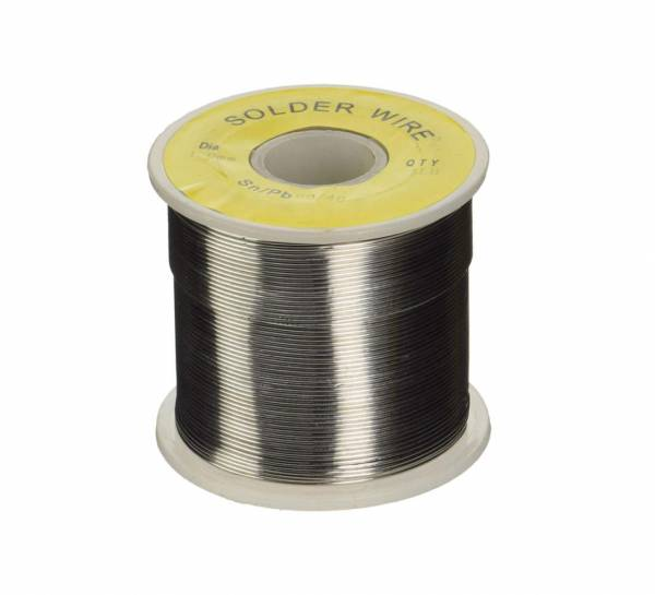 DTS - Solder 1Lb. Wire spool 40 TIN 60 LEAD ROSIN CORE 0.062 inch - EQ66M