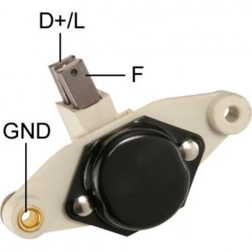 Transpo - New Alternator Regulator for BRONCO K1 - IB370