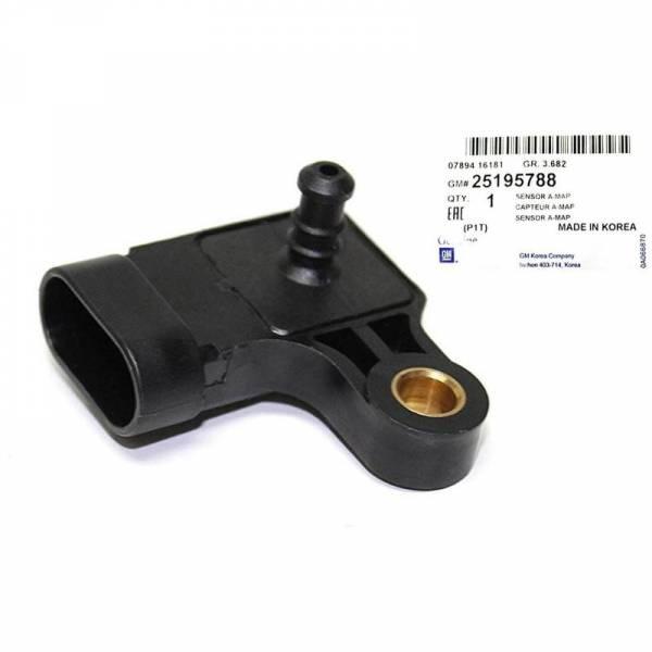 GM - New OEM Sensor MAP for Chevy Chevrolet Aveo Part: 25195788