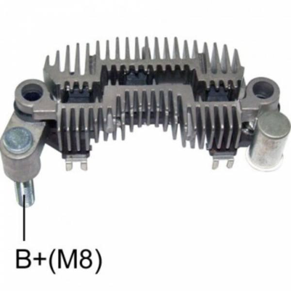 Transpo - New Alternator Rectifier for HYUNDAI ELENTRA 2002 - IYR9028