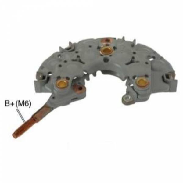 Transpo - New Alternator Rectifier for JEEP GRAND & TOYOTA COASTER Y DINA - INR735AL