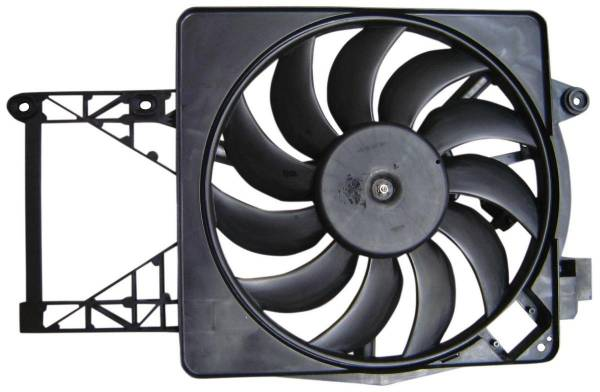 DTS - New Engine Cooling Fan Assembly for Ford Fiesta Ka - 1ME012A