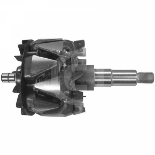 DTS - New Alternator Rotor for 24SI MACK GRANITE, VISION 12V - 28-164