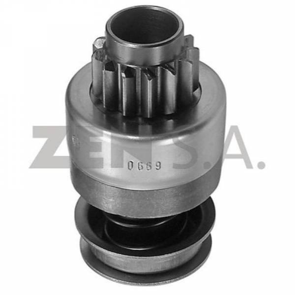 ZEN - New Bendix Starter Drive For Mitsubishi 13-T Ford Tractor,New Holland 17037 **