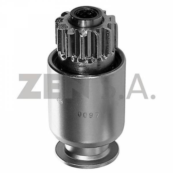 ZEN - New Bendix Starter Drive For 40Mt 11 Tooth Ccw Counter-Clockwise **