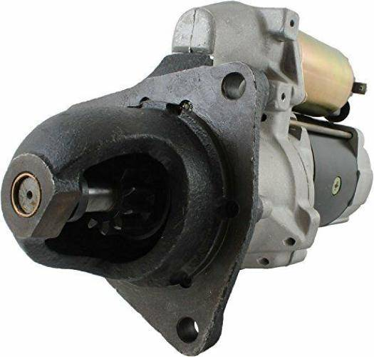 DTS - New Starter for Hitachi Excavator Isuzu SHI0203 6RB1T 12PB1 LS5800 - 18057