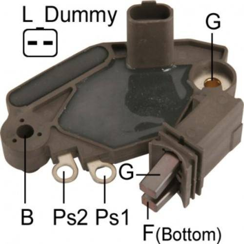 Transpo - New Alternator Regulator for RENAULT - M516
