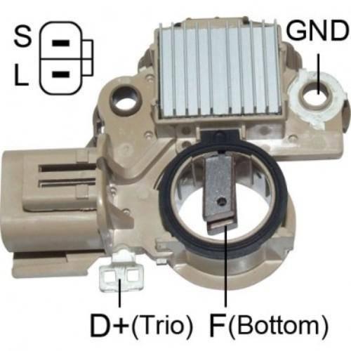 Transpo - New Alternator Regulator for KIA - IY794