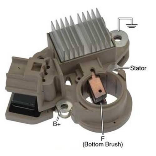 Transpo - New Alternator Regulator for FORD FUSION, FIESTA & TRITON - IM529