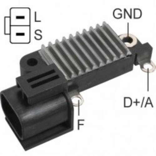 Transpo - New Alternator Regulator for HITACHI NISSAN 91-95 - IH760