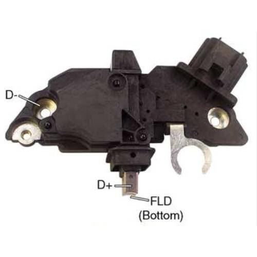 Transpo - New Alternator Regulator for FORD FIESTA BOSCH 2002 - IB235