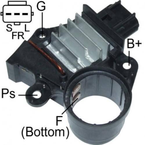 Transpo - New Alternator Regulator for RANGER 6G PICK-UP MAZDA 2001S - F606