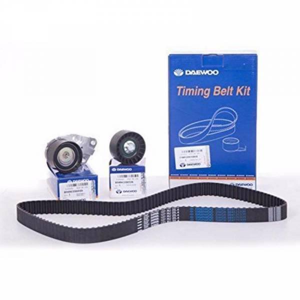 Korean Parts - New OEM Timing Belt Kit For 04/08 Chevrolet Aveo Pontiac Wave5 Suzuki Swift 1.6L