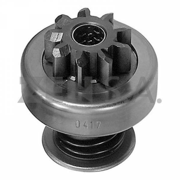 ZEN - New Bendix Starter Drive For Bosch 9T Deutz,Khd,Mercedes,Bomag **