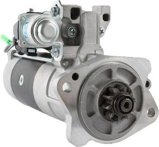 DTS - New Starter For Mitsubishi Fork Lift Truck FD35D FD38 FD40 FD45 - 18246