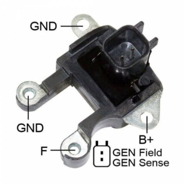 DTS - New Terminal Block For Alternator Grand Cherokke Alt 11240 - 46-82207