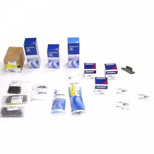 Korean Parts - New OEM Kit timing belt Captiva (18 pieces) 95182223