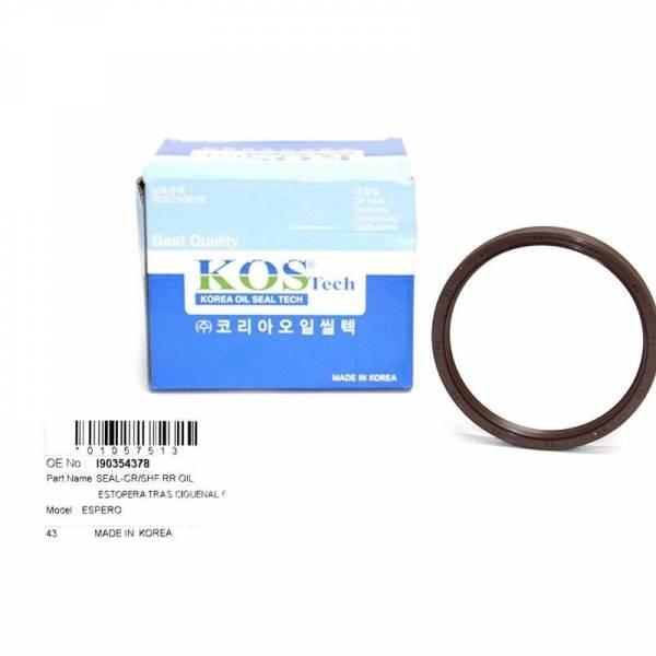 Korean Parts - New OEM Crankshaft Rear Oil Seal for Gm Chevy Chevrolet Optra, Forenza, Reno