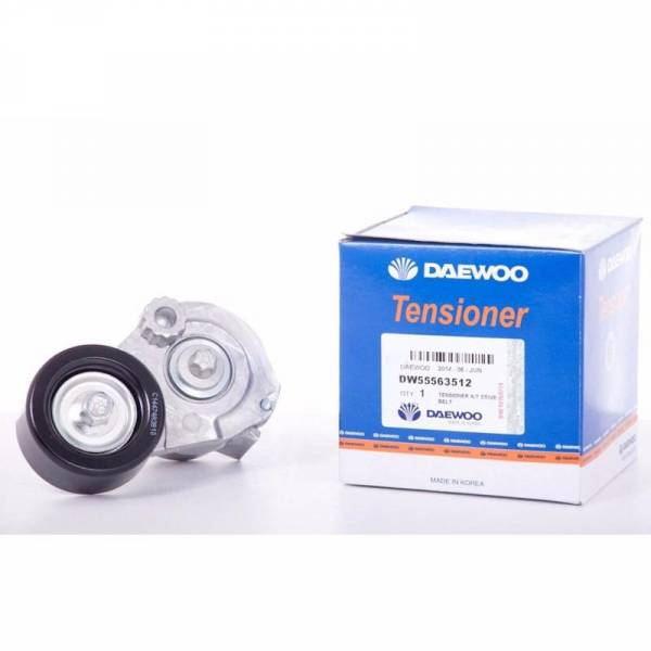 DAEWOO - New OEM Drive Belt Tensioner for Chevrolet Cruze 55563512, 25189926, 25191534