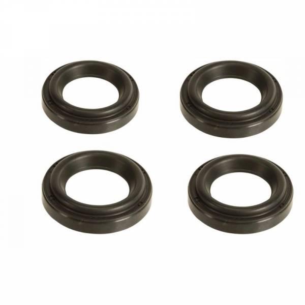 Korean Parts - New OEM NEW Set of 4 Spark Plug Tube Seals For Hyundai Accent Elantra