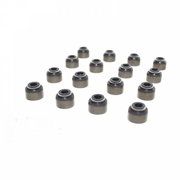 MOBIS - New OEM Seal Valve Stem for Hyundai Accent Part: 22224-3E000 (Pack of 16 Units)